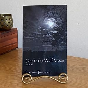 Under the Wolf Moon Barbara Townsend Autographed